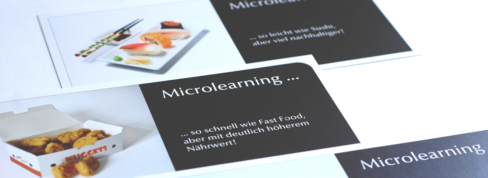 HQ Mailing Microlearning